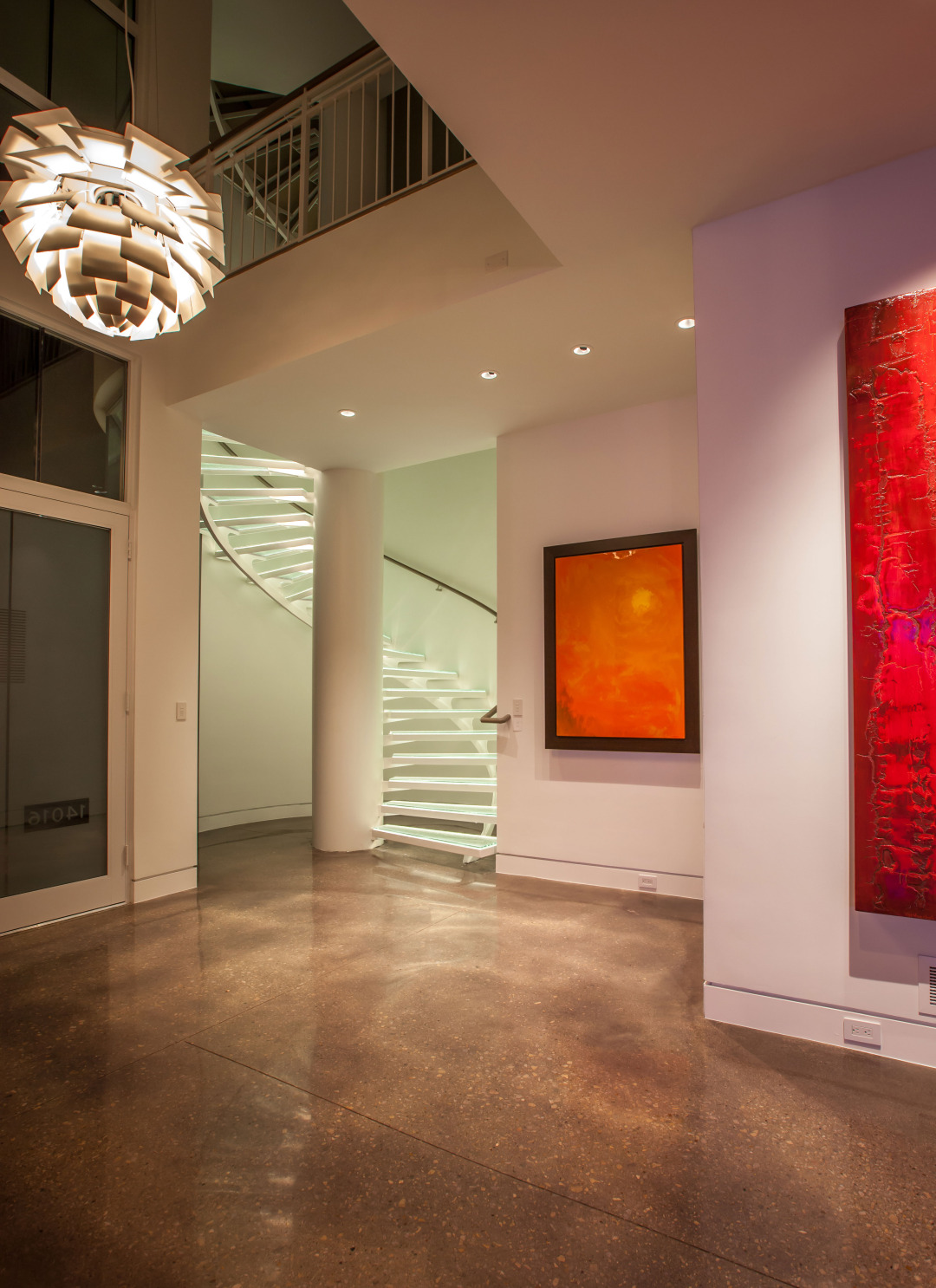 BROOKRIDGE–Entry-Persp-Stairs